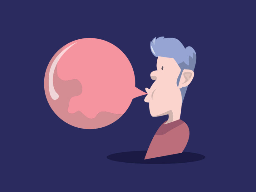 China user market research: chewing gum industry