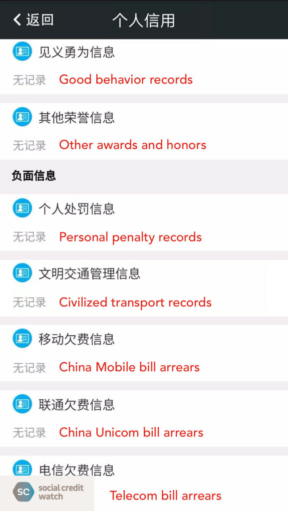 What is Chinas social credit system: mobile apps my nanjing